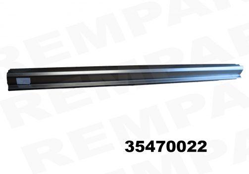 MB Sprinter 2006/ VW Crafter 2006 Slenkstis po slankiojančiomis durimis