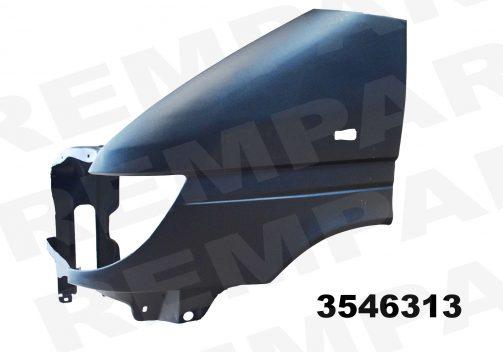 MB Sprinter 2000 sparnas,MB Sprinter 2000 priekinis sparnas