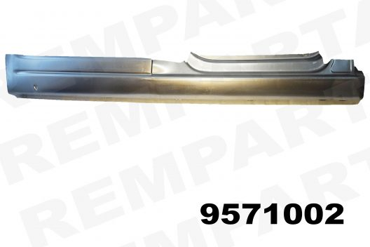 VW Caddy 2003/2010 slenkstis,VW Caddy 2003/2010 slenksciai,VW Caddy 2003/2010 door sill